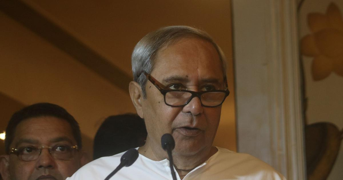 CM Naveen says Centre yet to release Rs 6400 Crore to Odisha