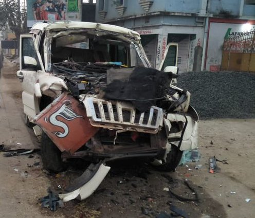 3 die in Bhadrak 2 road accidents