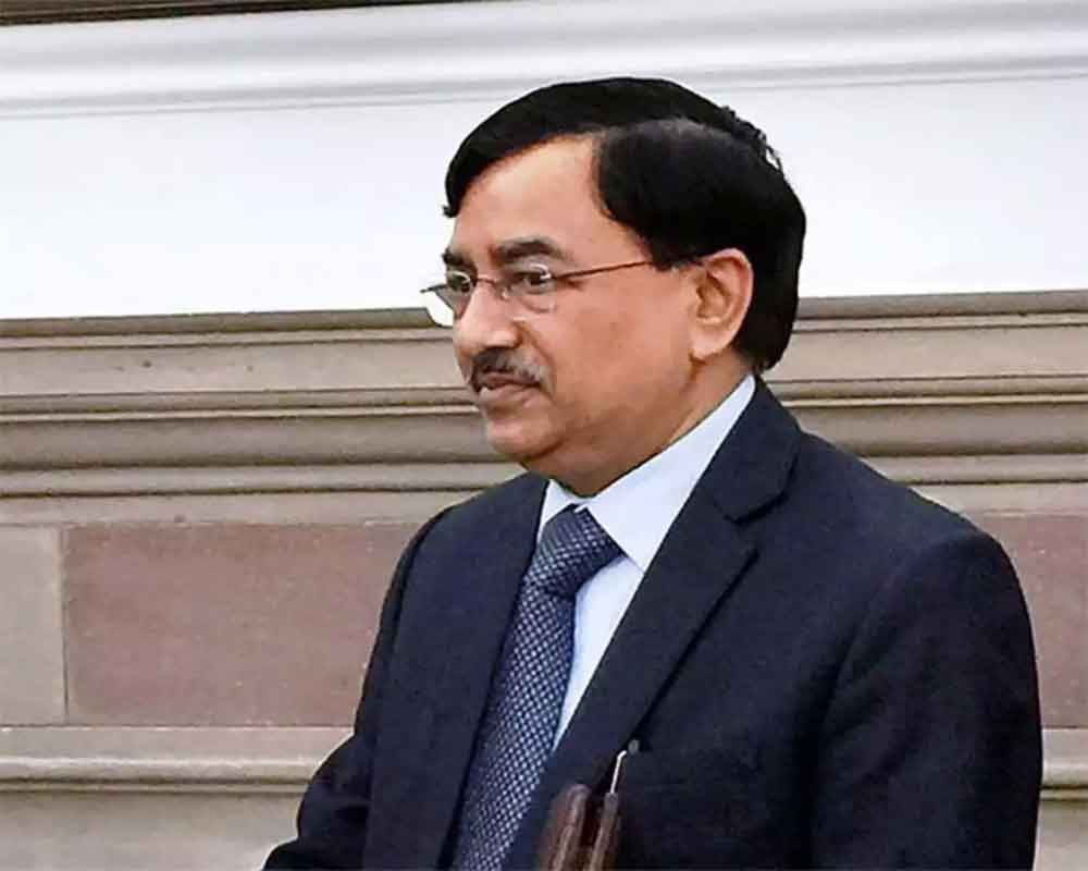 Sushil Chandra assigned as new EC