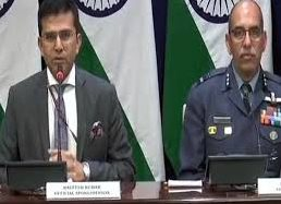 One IAF pilot missing in action: India