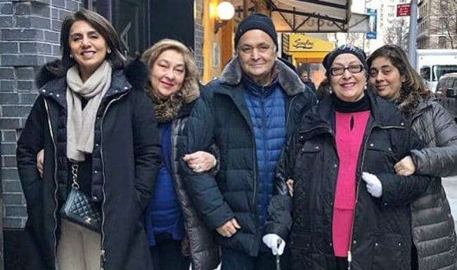 Rishi Kapoor is all set to get back home soon