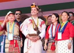 Cong  will restore special category status to Arunachal: Rahul