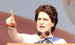 This LS election another freedom struggle: Priyanka