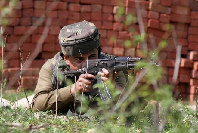 Heavy firing on LoC in Rajouri district