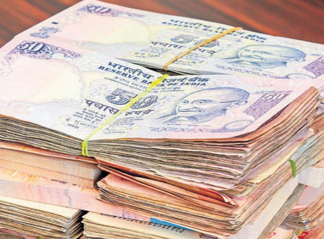Cash seized from BJD leader's vehicle in Bargarh