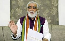 Union Minister Choubey among 149 booked in Bihar