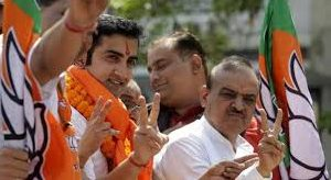 Case against Gambhir for rallying without permission
