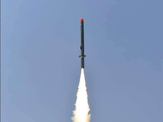 India successfully test fires Nirbhay missile