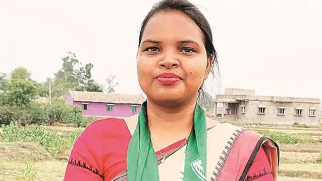 Youngest MP from Odisha Chandrani set to make debut in Parliament