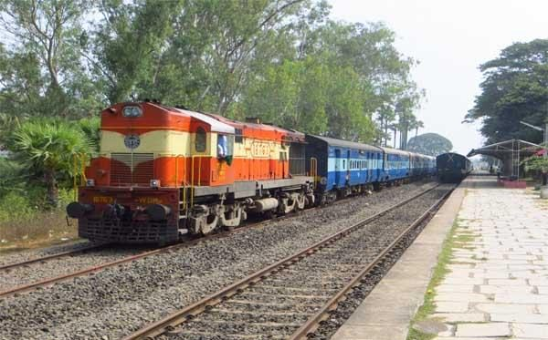 Train services resume from Puri