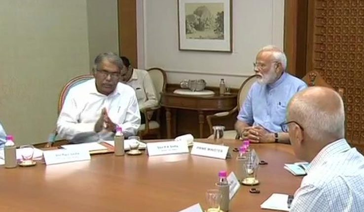 Cyclone Fani: PM reviews preparedness; issues directions