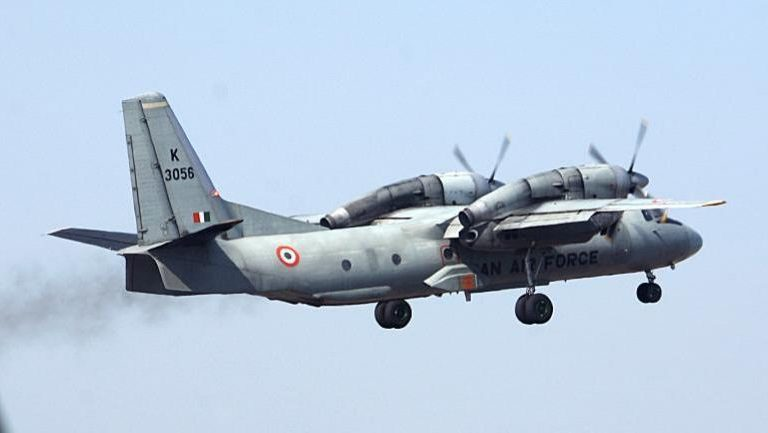 Wreckage of missing AN-32 aircraft spotted in Arunachal Pradesh