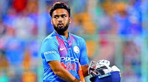 Rishabh Pant to fly in as cover for Shikhar Dhawan