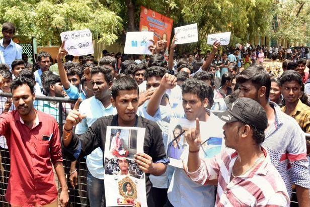 Tamil Nadu parties again demand scrapping of NEET