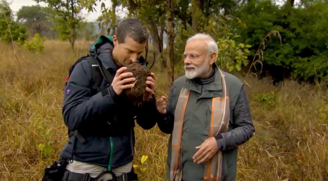 Modi to feature on Discovery Channel on Aug 12