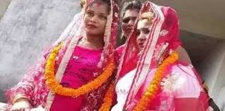 Same sex marriage in Varanasi sends shock waves