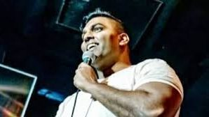 Comedian Manjunath Naidu dies on stage in Dubai