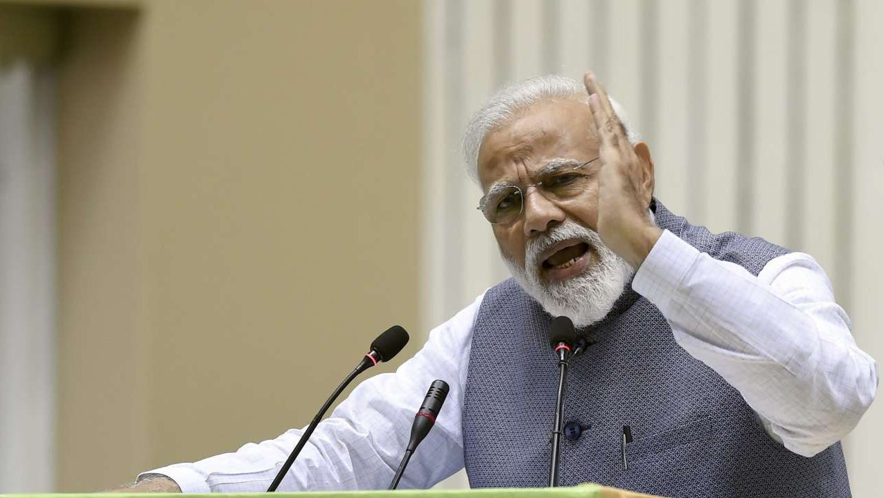 New India says 'We Will' rather than 'Will We?': PM