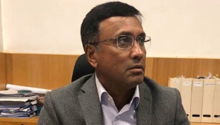Asit Tripathy new Chief Secretary