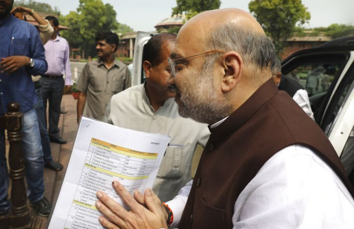 Bifurcated UTs would become 'State' again when normal: Shah