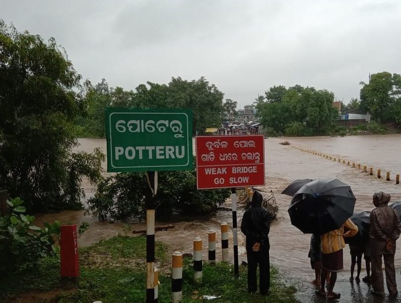 Damage assessment report sought after flash flood in Odisha