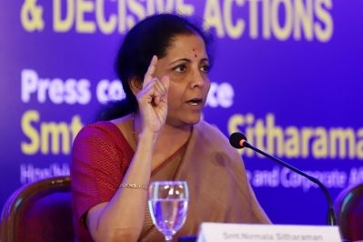 Govt will front-load infra spending to revive economy: FM