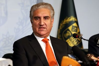 Pak Foreign Minister admits J&K is 'Indian state'