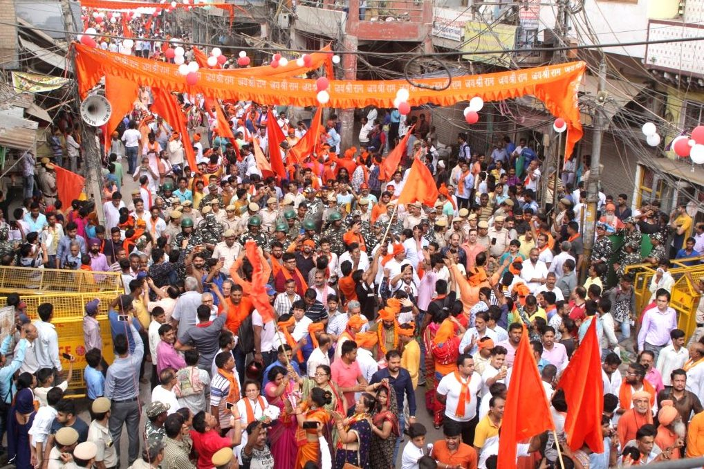 Hindu outfits seek Constitutional amendments for equal rights to majority