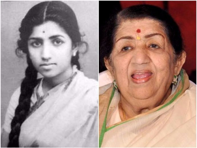 Lata managed to enchant all age groups with her soulful vocal prowess