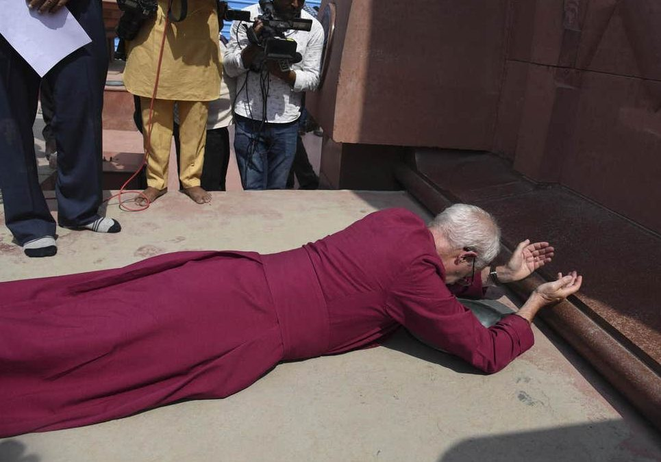 Archbishop of Canterbury says sorry for Jallianwala Bagh massacre