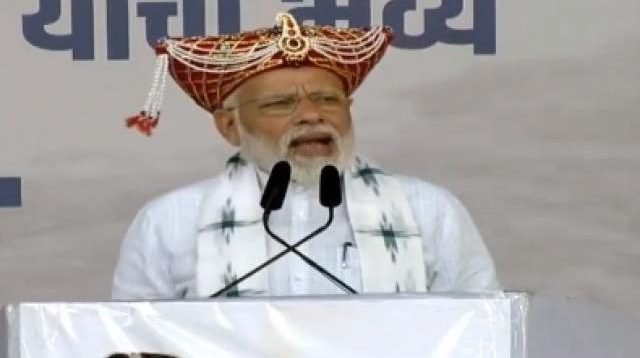 Help make Kashmir paradise again: PM