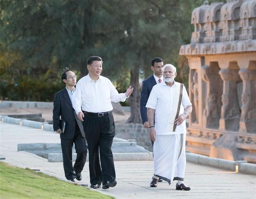 Modi-Xi agree to promote mutual learning among their civilisations
