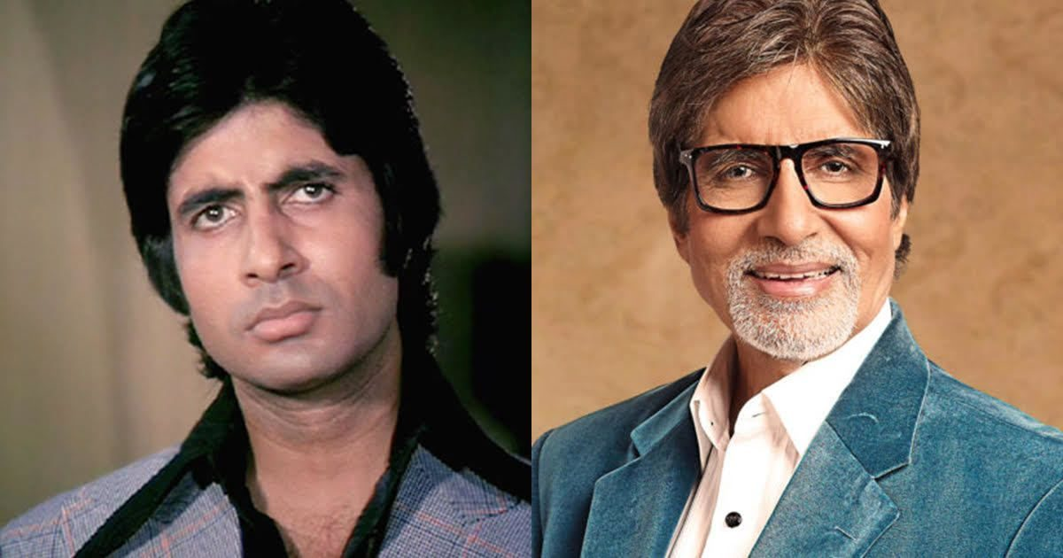 Amitabh Bachchan: From angry young man of yore to wise old man of today