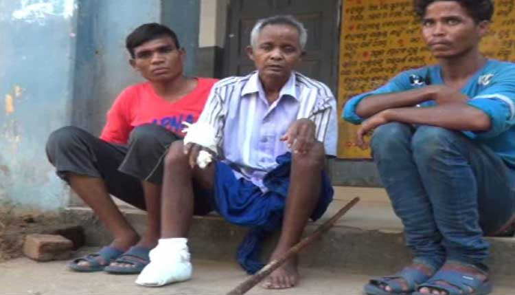 Migrant labourer's fingers, toes chopped off by agents in Nagpur