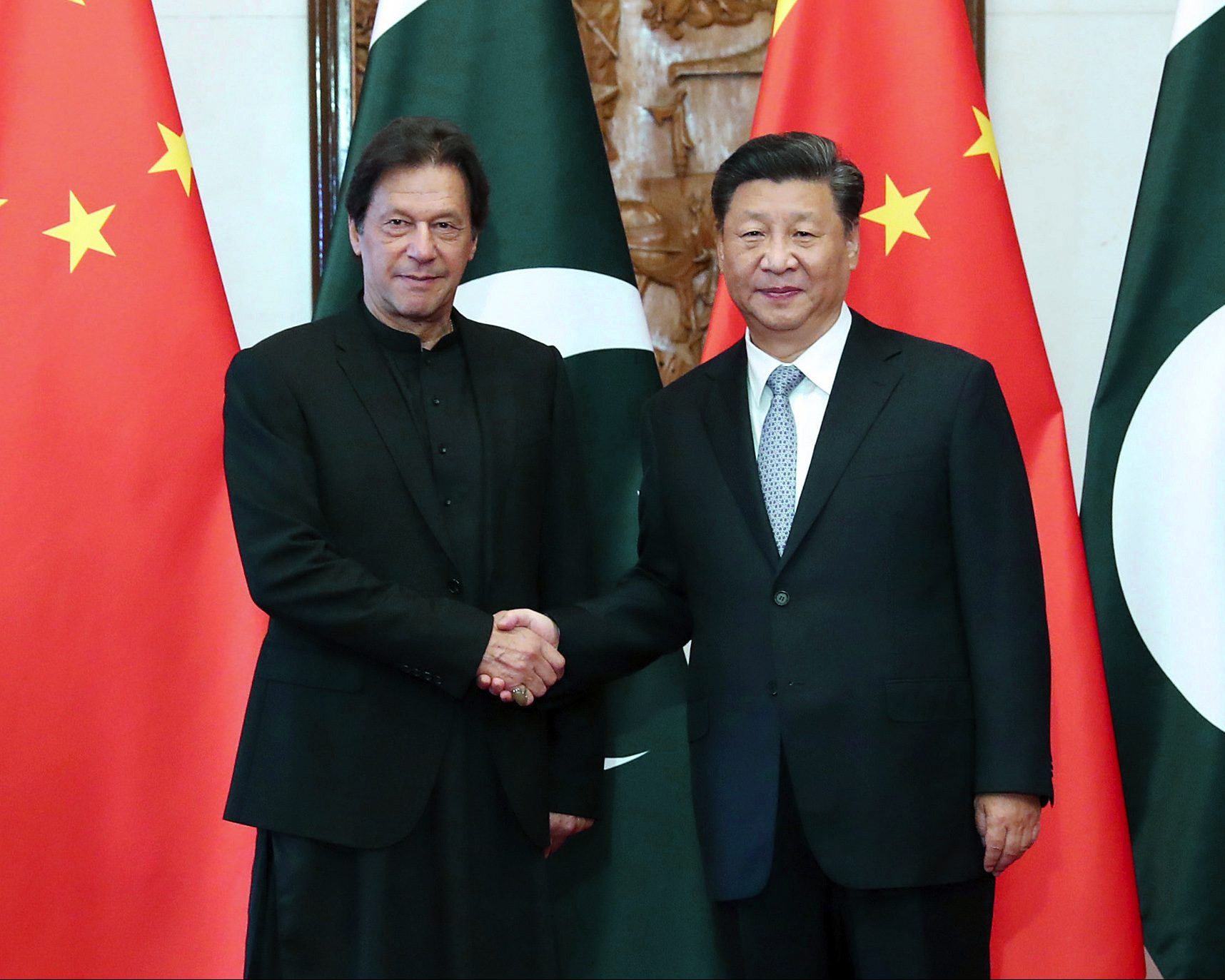 Not for others to comment on Kashmir, says India after Imran-Xi meeting