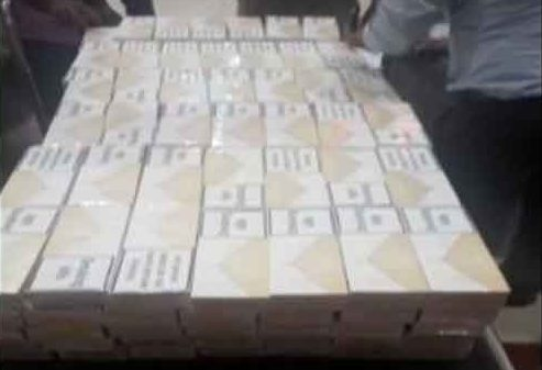 Imported cigarettes worth Rs 12 lakh seized at Bhubaneswar airport