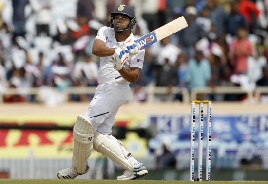 Rohit surpasses Hetmyer, creates record for maximum sixes