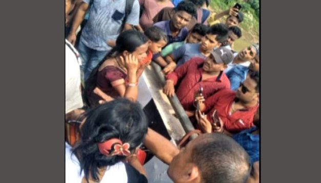 Man jumps into Kathajodi river after tiff with wife