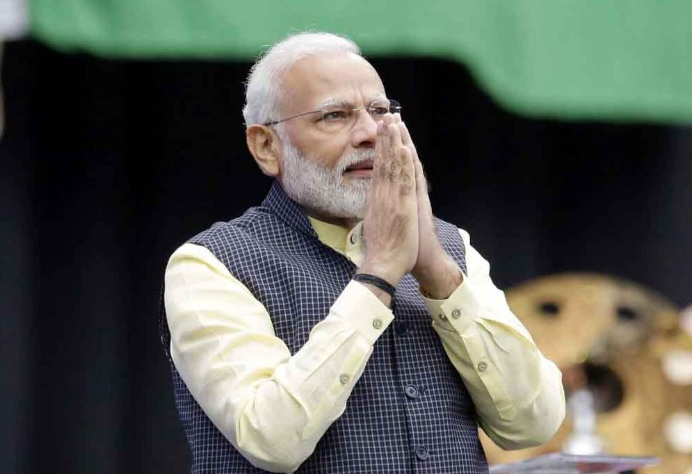 Modi extends Dussehra, Air Force Day greetings