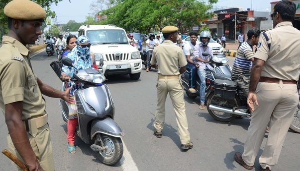 Hefty penalty with interest for on-road traffic violations from Dec 1