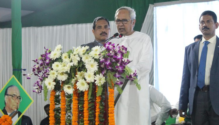 BJD is people's movement, says Naveen