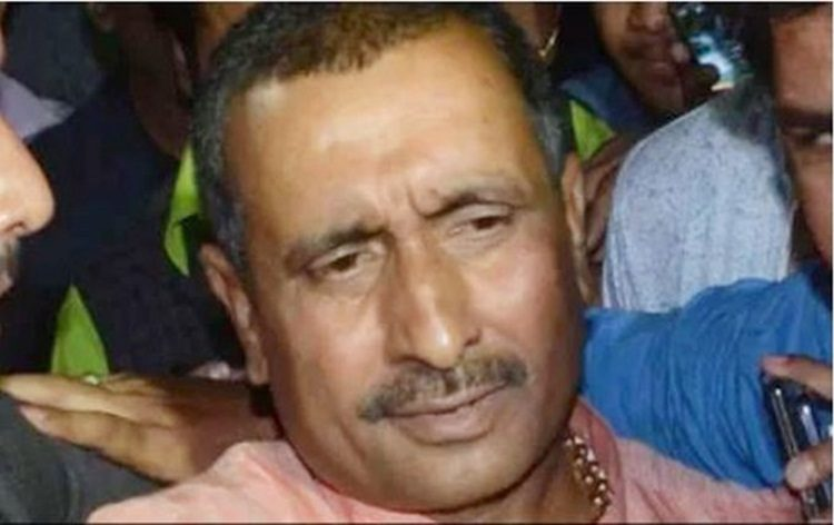 Sengar gets life in jail in Unnao rape case