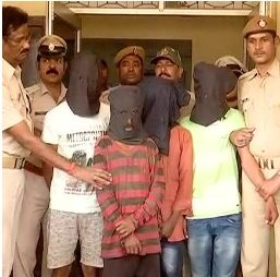 4 arrested in gang-rape of woman in Sambalpur, case treated as 'Red Flag'