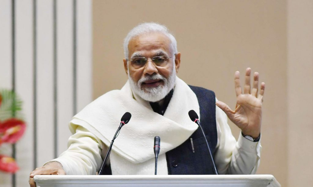 PM Modi extends greetings on the season's festivals