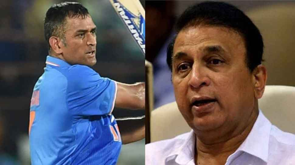 Gavaskar questions Dhoni's long absence from Team India