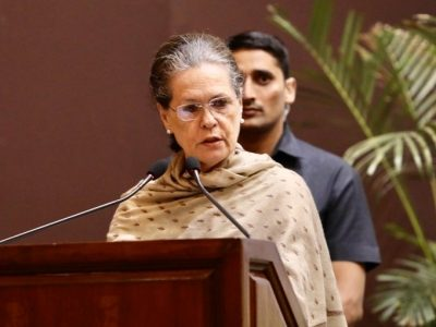 Sonia says PM misled the nation on CAA, NPR, NRC