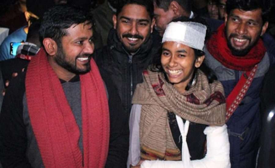 3 years on, Aishe episode mirrors Kanhaiya's tale