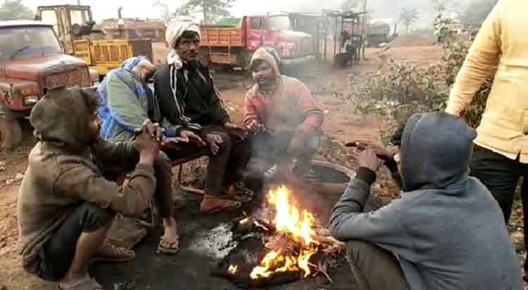 Cold wave returns to Odisha