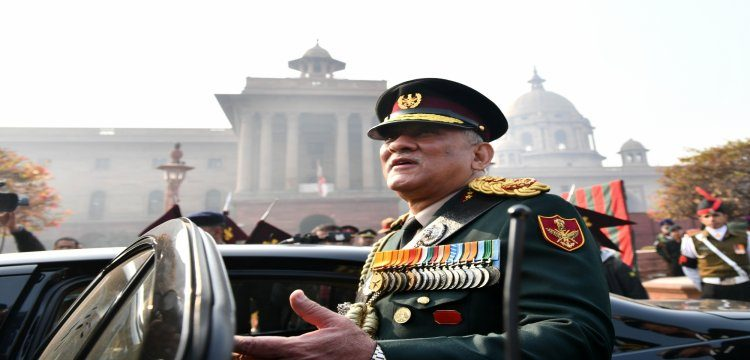 India will have theatre commands by 2022: CDS