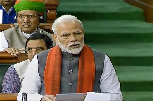 PM announces trust for Ram temple construction in Ayodhya